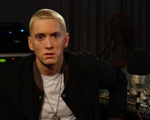 Eminem Full Conversation With Zane Lowe On BBC Radio 1