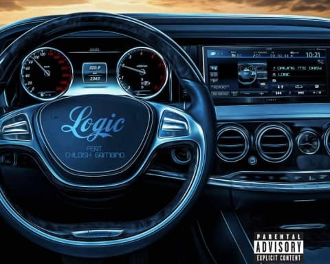 Listen Logic Ft. Childish Gambino - Driving Ms. Daisy