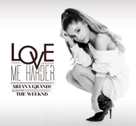 Love Me Harder - Ariana Grande Feat. The Weeknd (Lyric Video)