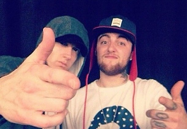 Mac Miller Reveals His First Meet Experience With Eminem