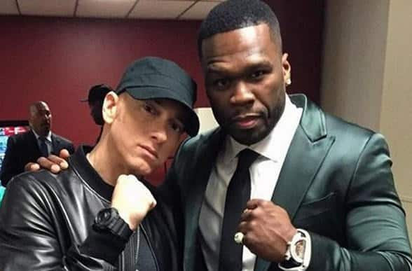 50 Cent Reveals He & Eminem Turned Down 'See You Again' Track