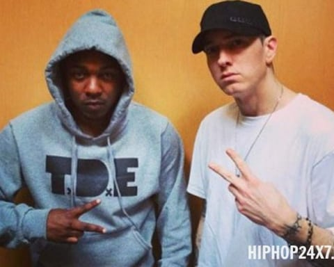 Kendrick Lamar have to go through Eminem's Studio Test