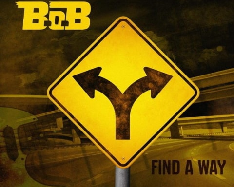 New Music B.o.B - Find A Way