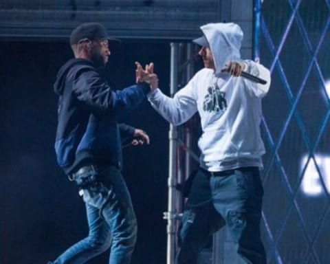 Big Sean Apparently Received Big Praise from Eminem for his Verse on No Favors