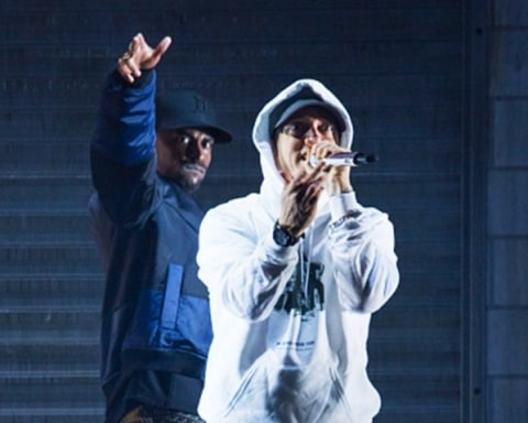 Big Sean talks About Eminem's verse on No Favors in New Interview
