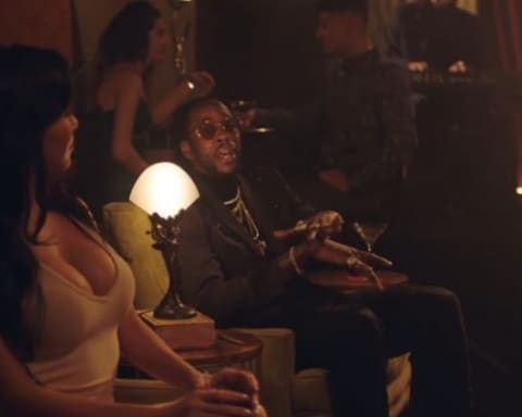 New Video 2 Chainz Ft. Ty Dolla Sign, Trey Songz & Jhene Aiko - It's A Vibe