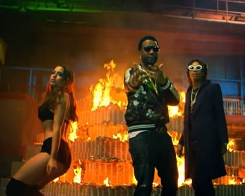 New Video Juicy J & Wiz Khalifa - Cell Ready