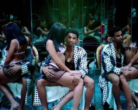 New Video Trey Songz - Animal