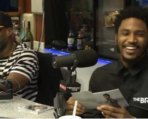 Trey Songz visits The Breakfast Club, Talks personal issues with Drake and more