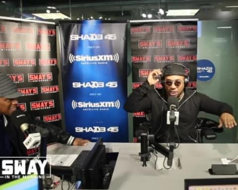 Watch CyHi The Prynce 5 Fingers of Death Freestyle on Sway In The Morning