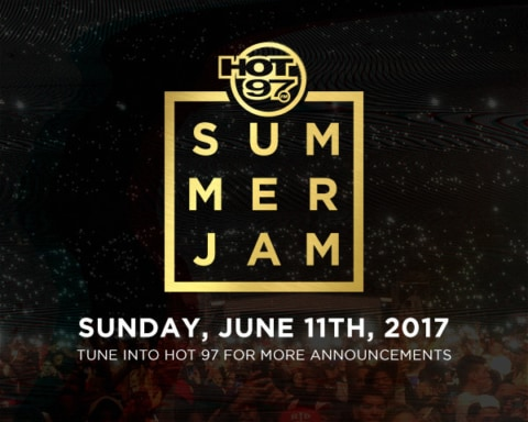 Line Up At Summer Jam 2017
