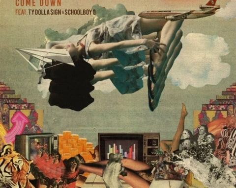 New Music Anderson .Paak (Ft. ScHoolboy Q & Ty Dolla Sign) - Come Down (Remix)