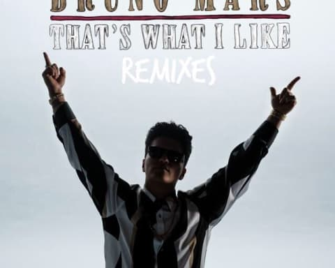 New Music Bruno Mars (Ft. Gucci Mane) - That's What I Like (Remix)
