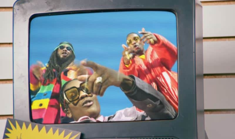 New Video D.R.A.M. (Ft. Juicy J & ASAP Rocky) - Gilligan