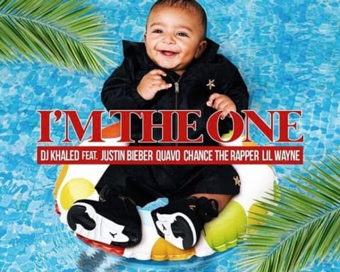 New Video DJ Khaled Ft. Lil Wayne, Chance The Rapper, Justin Bieber & Quavo - I'm The One
