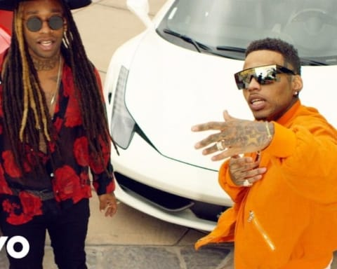 New Video Kid Ink (Ft. Ty Dolla Sign) - F With You