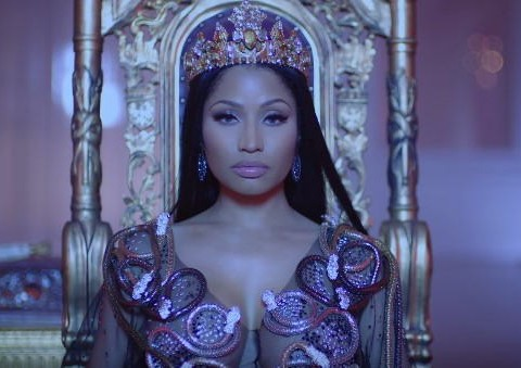New Video Nicki Minaj, Drake & Lil Wayne - No Frauds