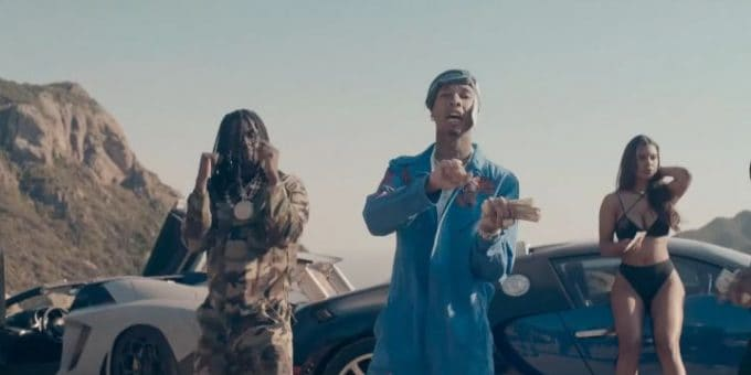 New Video Tyga (Chief Keef & AE) - 100s