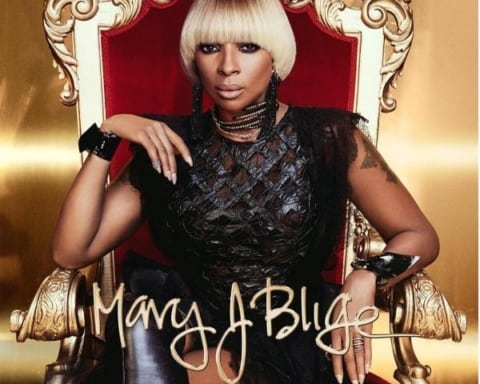 Stream To Mary J. Blige's New Album Strength of A Woman