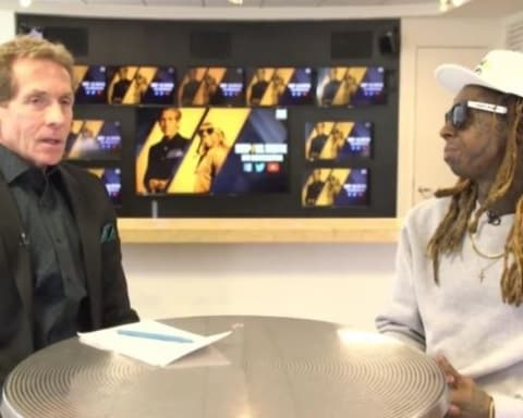 Watch Lil Wayne Interview with Skip Bayless on 'Undisputed'