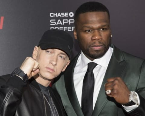 50 Cent Continue To Show His Love For Eminem