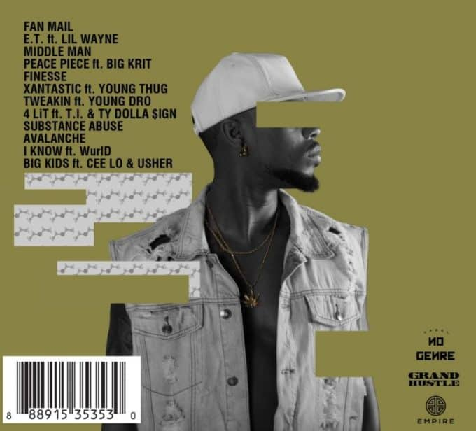 B.o.B Unveils Track List of Ether, drops new song Xantastic featuring Young Thug