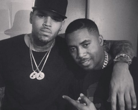 New Music Chris Brown (Ft. Nas) - Die Young