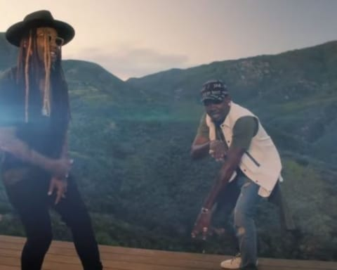 New Video Kranium (Ft. Ty Dolla Sign & WizKid) - Can't Believe