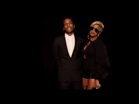 New Video Mary J. Blige (Ft. ASAP Rocky) - Love Yourself