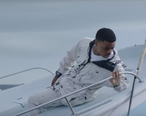 New Video Vince Staples (Ft. Juicy J) - Big Fish