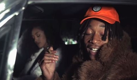 New Video Wiz Khalifa - Pull Up With A Zip (Remix)