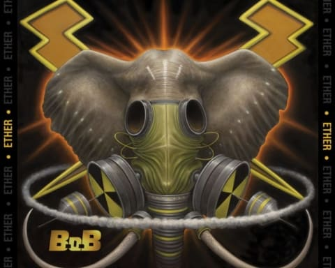 Stream B.o.B's New Album Ether