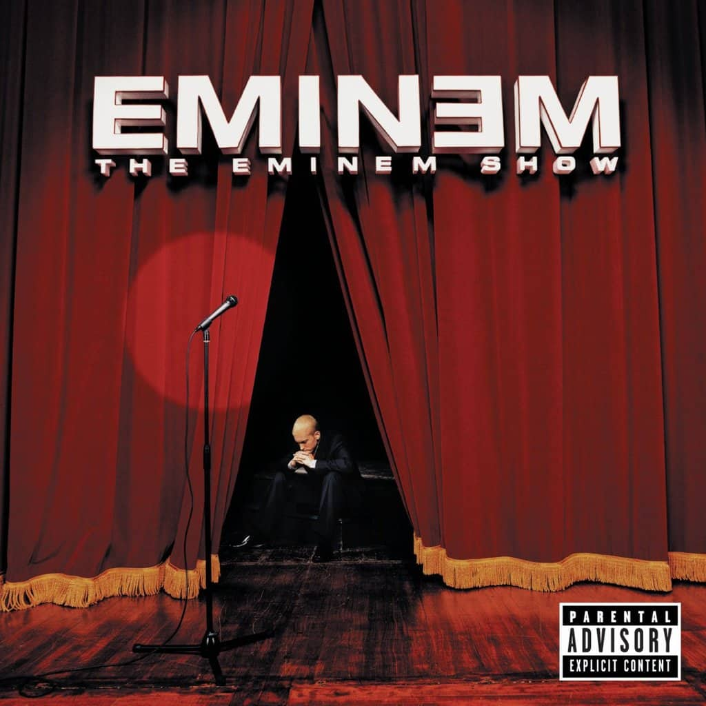Today Marks 15th Anniversary of Eminem's The Eminem Show Album