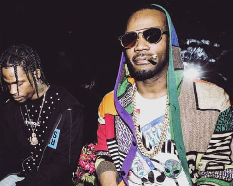 Listen to Juicy J's New Remixes Over Travis Scott's 'Butterfly Effect' & 'A Man'