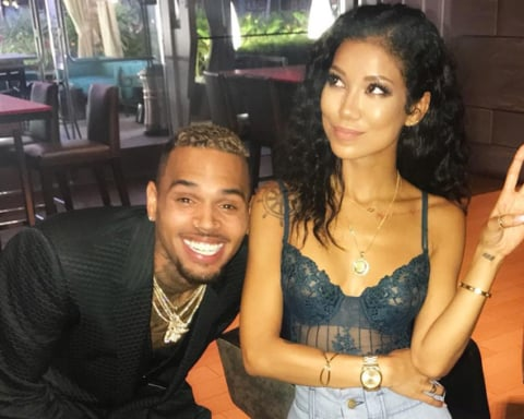 New Music Jhene Aiko (Ft. Chris Brown) - Hello Ego