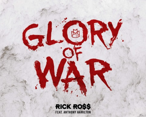 New Music Rick Ross (Ft. Anthony Hamilton) - Glory of War