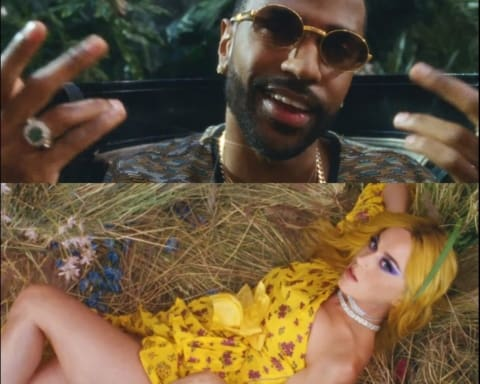New Video Calvin Harris Ft. Pharrell Williams, Katy Perry & Big Sean - Feels