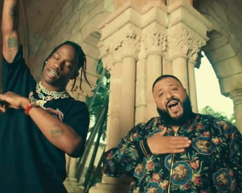New Video DJ Khaled (Ft. Travis Scott, Big Sean & Rick Ross) - On Everything