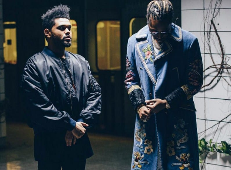 New Video Future (Ft. The Weeknd) - Comin Out Strong