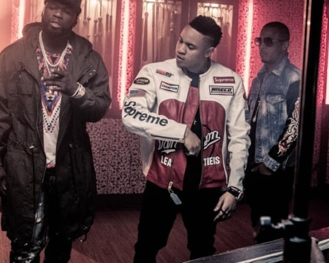 New Video Rotimi (Ft. 50 Cent & T.I.) - Nobody