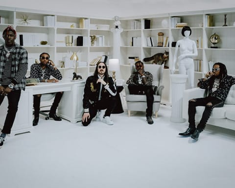 New Video Steve Aoki Ft. Lil Yachty & Migos - Night Call