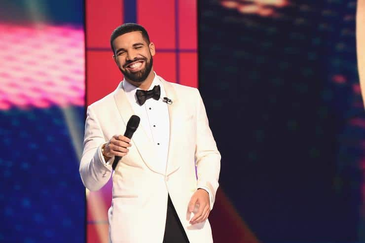 Watch Drake's Opening Monologue at the NBA Awards 2017