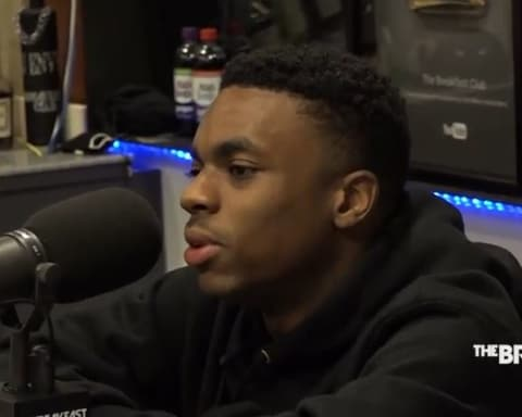 Watch Vince Staples' Interview On The Breakfast Club