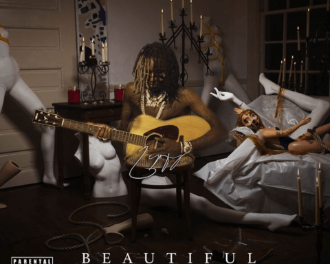 Young Thug - Beautiful Thugger Girls (Album Artwork & Tracklist)