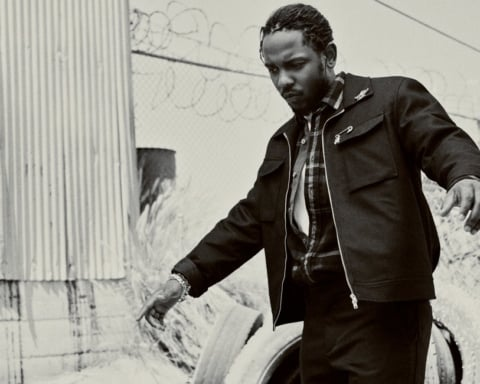 Kendrick Lamar New Interview with Dave Chappelle for Interview Magazine