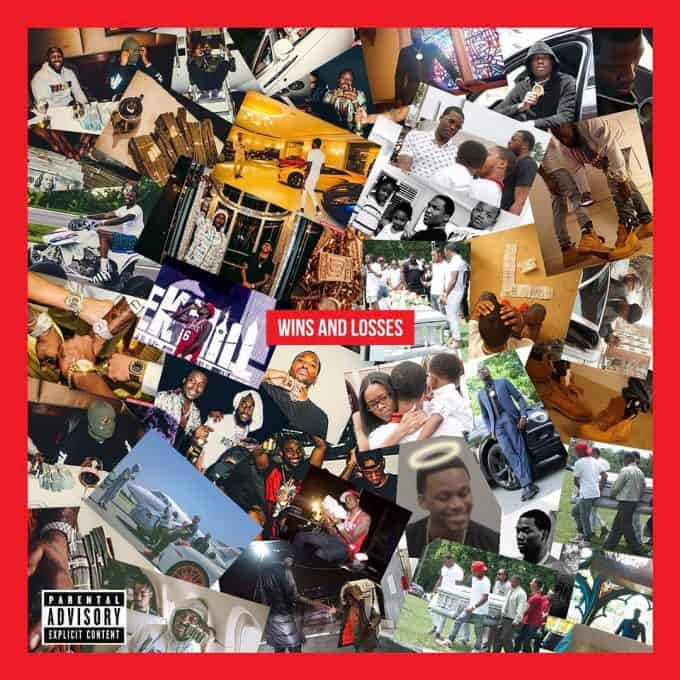 Meek Mill Reveals Wins & Losses Album Cover & Release Date