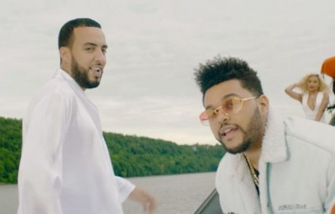 New Video French Montana (Ft. The Weeknd & Max B) - A Lie