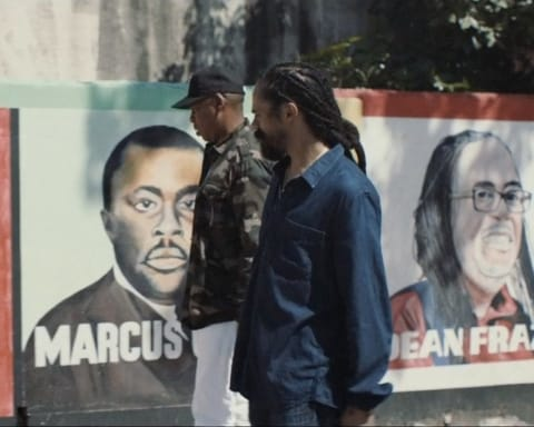 New Video JAY-Z Ft. Damian Marley - BAM