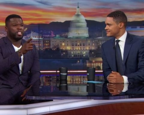 Watch 50 Cent Interview on The Daily Show