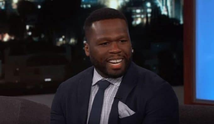 Watch 50 Cent's Interview on Jimmy Kimmel Live